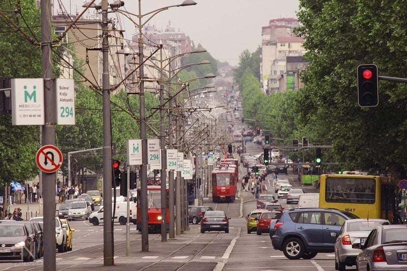 Beograd I Beograd Nocu Kisobran